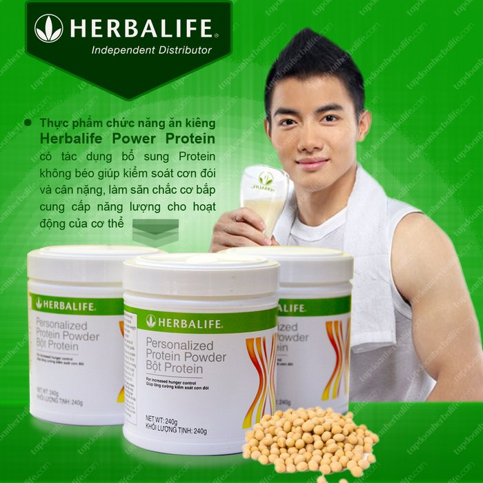 Bột bổ sung Protein Herbalife Personalizedb H002 1